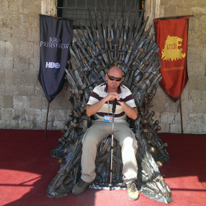 Tom Iron Throne