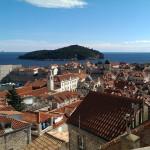 Dubrovnik after Bura wind