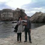 Lisa&James at Blackwater Bay