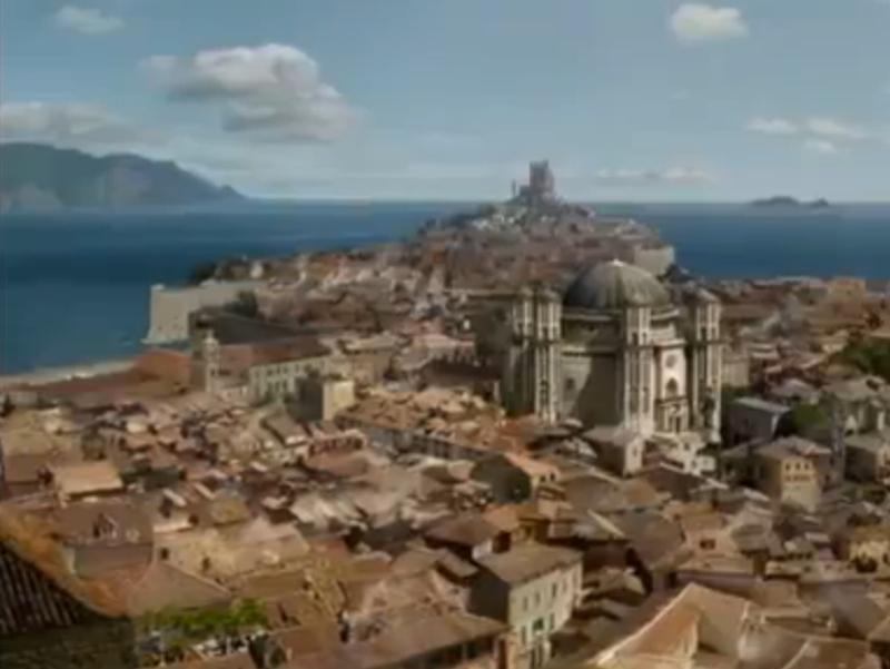 Dubrovnik - King's Landing on steroids