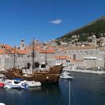 Stannis's ship in Dubrovnik port?