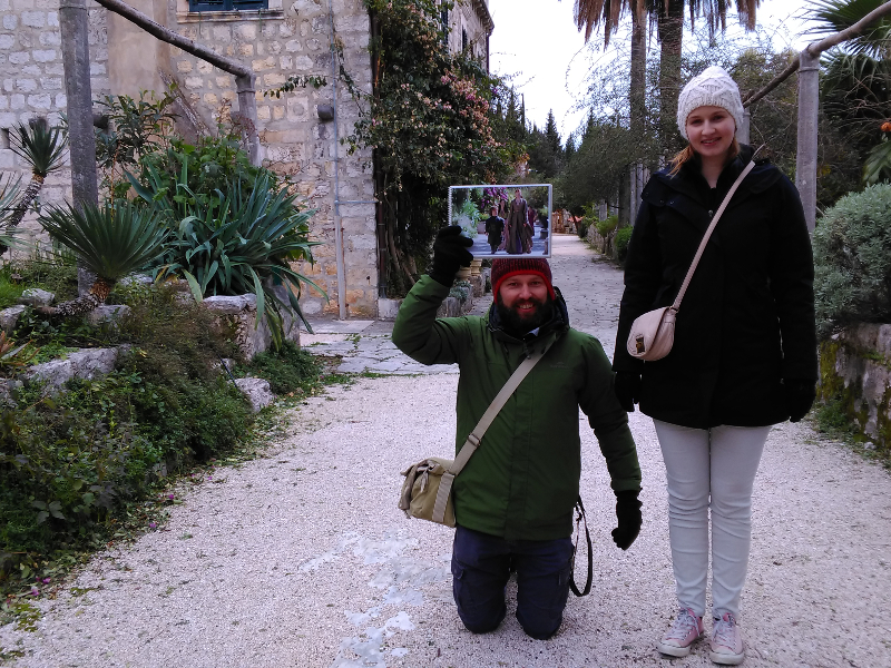 GOT tour Trsteno Dubrovnik