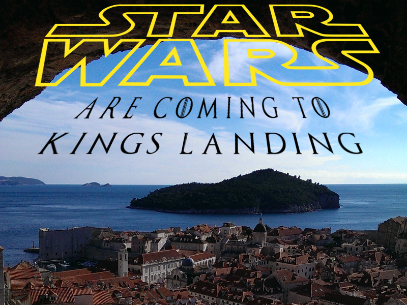Star Wars tour