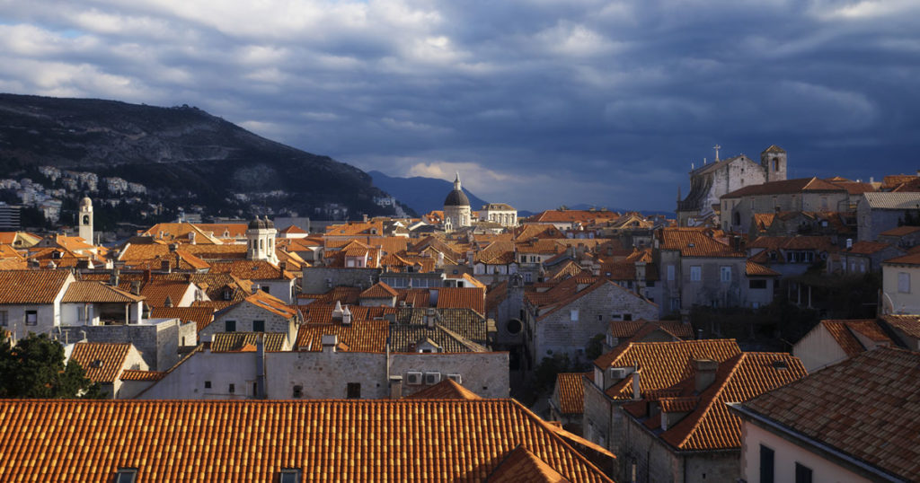 Winter is Coming to Dubrovnik